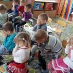 Организованная  образовательная  деятельность  с  детьми.
