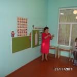открытое  занятие  для  воспитателей  ДОУ